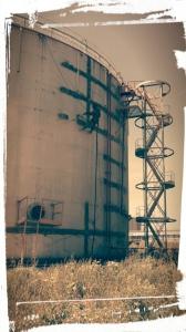 Зачистка нефтерезервуаров